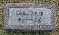 James David Kirk