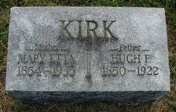 Mary Etta <I>Burner</I> Kirk
