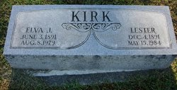 Elva Jane <I>Early</I> Kirk