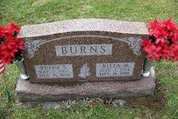 Rufus B Burns
