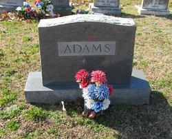 Mary <I>Anderson</I> Adams