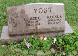 George G Yost