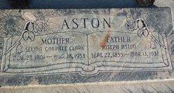 Selina <I>Garrett</I> Aston