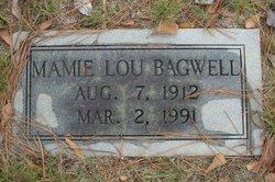 Mamie Lou <I>Johnson</I> Bagwell