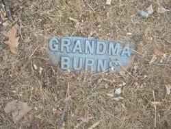 """Nancy """"Grandma"""" <I>McDonald</I> Burns"""