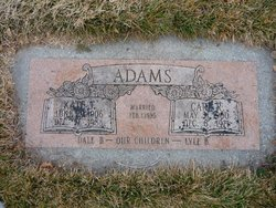 Kate Josephine <I>Barnes</I> Adams