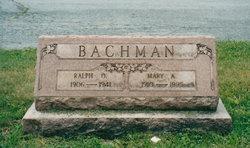 Ralph Oscar Bachman