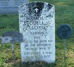 Amos Odell Lloyd
