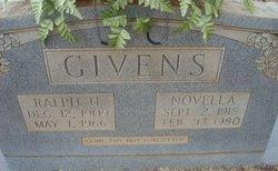 Novella <I>Leemon</I> Givens