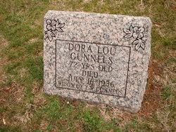 Lou Dora <I>Ledbetter</I> Gunnels
