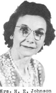 Ruth <I>Graybill</I> Johnson