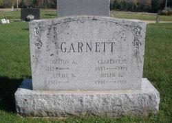 Helen A <I>Smith</I> Garnett