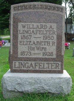Willard A Lingafelter