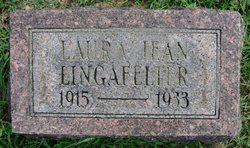 Laura Jean Lingafelter