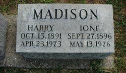 Ione <I>Stephenson</I> Madison