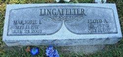 Floyd Alvon Lingafelter Sr.