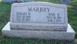 Howard W Marbry