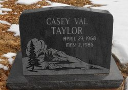 Casey Val Taylor