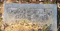 Thomas E Pounds