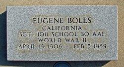 Eugene Boles