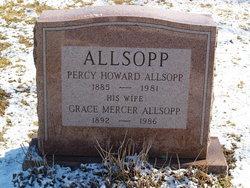 Grace <I>Mercer</I> Allsopp