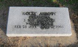 Rolly Abbott