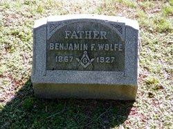 "Benjamin Franklin ""Frank"" Wolfe"