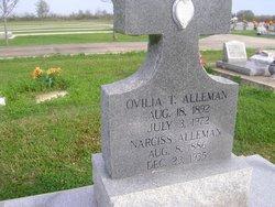 Ovilia T. Alleman