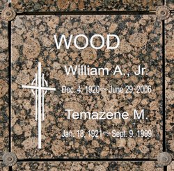 Temazene Mary <I>Main</I> Wood