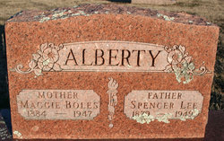 Spencer Lee Alberty