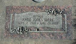 Katie <I>Jones</I> Ware