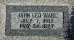 John Leo Ware