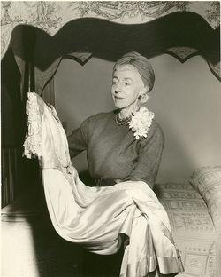 Eleanor Randolph <I>Wilson</I> McAdoo
