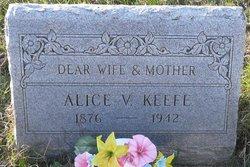 Alice Virginia <I>Pounds Ladd</I> Keefe
