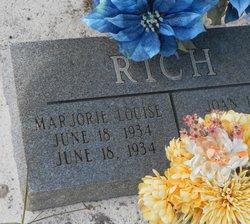 Marjorie Louise Rich