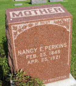 Nancy Elizabeth <I>Kellar</I> Perkins