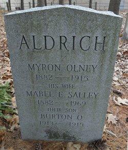 Myron Olney Aldrich