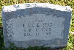 Elsie Eva Byas