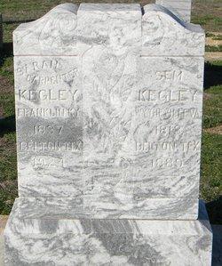 "Samuel Preston ""Sem"" Kegley"