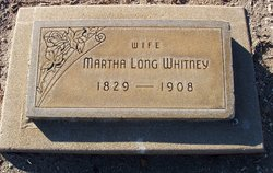 Martha Desmond <I>Long</I> Whitney