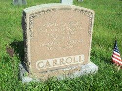 Thankful <I>Simmons</I> Carroll