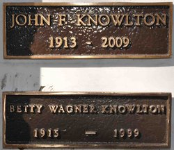 Betty Louise <I>Wagner</I> Knowlton