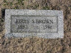Kirby S Brown