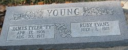 """James Tyler """"Ty"""" Young"""