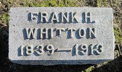 Frank Hook Whitton