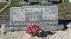 Ida <I>Wieters</I> Warncke