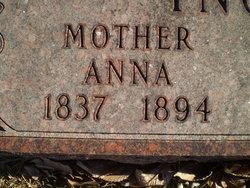 Anna <I>Kienholz</I> Ingli