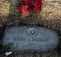 Rosina Frances <I>Tiffany</I> Barnhart