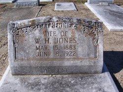 Miriam Catherine <I>Anderson</I> Jones