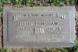 Mary Ilene <I>Fleming</I> Hinshaw